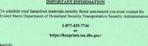 Security Handout Picture